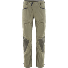 Klättermusen Misty 2.0 Pantaloni Uomo, dusty green